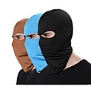 cheap Balaclavas & Face Masks-Pollution Protection Mask All Seasons Moisture Wicking / Breathability / Dust Proof Outdoor Exercise / Downhill / Bike / Cycling All Polyester / Spandex Solid Colored / Micro-elastic