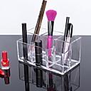 abordables Almacenamiento de Joyería-Almacenamiento Organización Organizador cosmético del maquillaje Acrílico Cuadrado Descubierto
