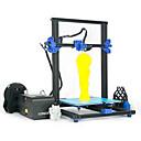 """tanie Drukarki 3D-dłuższe lk1 diy 3d drukarki budować płytę 300 * 300 * 400mm z 2.8 """"kolorowy ekran dotykowy / detektor żarnika / odzysku energii"""