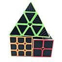 billige Magiske kuber-Magic Cube IQ-kube Pyramid Scramble Cube / Floppy Cube 2*3*3 2*2*2 Glatt Hastighetskube Magiske kuber Kubisk Puslespill Glatt klistremerke Office Desk Leker Slitasje-sikker Teenager Voksne Leketøy