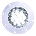 preiswerte Briefkasten Lampen-1pc 12 W Unterwasserleuchten Wasserfest Kühles Weiß / RGB / Weiß 12 V / 24 V Außenbeleuchtung / Schwimmbad 12 LED-Perlen