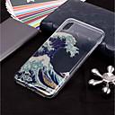 billige iPhone-etuier-tilfældet til Apple iPhone xr xs xs maks mønster / glitter skinne bagcover sceneri soft tpu til iphone x 8 8 plus 7 7plus 6s 6s plus se 5 5s