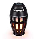 abordables Lámparas LED-1pc Luz de noche LED USB Bluetooth / Recargable / Con puerto USB