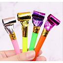 cheap Christmas Party Supplies-Event / Party / Birthday Party Party Accessories Whistle Color Block Plastics Creative / Friends