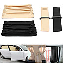 cheap Car Sun Shades & Visors-Automotive Camping Shelter Car Sun Shades For universal All years Cotton Yarn / Net Fabric