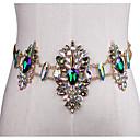 abordables Joyas de Moda-Mujer Cadena de la cintura - Moda Arco iris