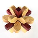 abordables Fidget Spinners-Rompecabezas Luban Alivio del estrés y la ansiedad / Juguete del foco De madera 1 pcs Regalo