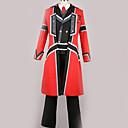 povoljno Anime kostimi-Inspirirana Cosplay Kec Anime Cosplay nošnje Japanski Cosplay Suits Suvremeno Kaput / Mellény / Bluza Za Muškarci / Žene / Top