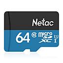 abordables Audio & Vidéo-Netac 64Go carte mémoire UHS-I U1 / Class10 P500