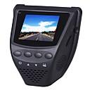 tanie DVR samochodowe-Vasens 902 1080P Mini Rejestrator samochodowy 140 stopni Szeroki kąt 2 in LCD Dash Cam z Czujnik przyspieszenia / Tryb parkingowy / Wykrywanie ruchu Rejestrator samochodowy