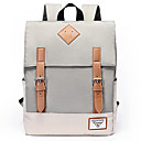 """Недорогие Сумки и рюкзаки для ноутбуков-V.NINE 15 """"Ноутбук / iPad Рюкзаки Tactel Контрастных цветов для делового офиса для колледжей и школ для путешествия Водостойкий"""