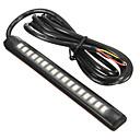 abordables Luces de Circulación Diurna-1 Pieza Conexión por medio de cables Motocicleta / Coche Bombillas 17 LED Luz de Circulación Diurna / Luz de Intermitente / Luz de la cola Para Toyota / Mercedes-Benz / Honda Todos los Años
