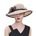 cheap Party Headpieces-Elizabeth The Marvelous Mrs. Maisel Women's Adults' Ladies Retro / Vintage Kentucky Derby Hat Hat Beige Flower Headwear Lolita Accessories
