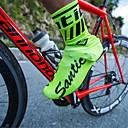 preiswerte Fahrradschuhe-SANTIC Erwachsene Fahrradschuhhüllen Wasserdicht Rutschfest Mehrere Sportarten Radsport / Fahhrad Grün Schwarz Rote Unisex Fahrradschuhe