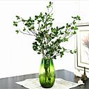 povoljno Samostojeći umivaonici-Umjetna Cvijeće 1 Podružnica Klasični Europska Pastoral Style Biljke Podno cvijeće