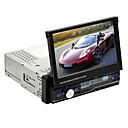preiswerte Auto Scheinwerfer-SWM T100+4LEDcamera 7 Zoll 2 Din Andere Auto Multimedia Spieler / Auto MP5 Spieler / Auto MP4 Spieler Touchscreen / MP3 / Integriertes Bluetooth für Universal RCA / Andere Unterstützung MPEG / MPG