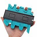 お買い得  検査&検出機器-1ピース正確な輪郭測定ツールabsプラスチック錆測定ツール多機能ゲージインスタントテンプレート