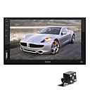 halpa DVD-soittimet autoon-SWM A1+4LEDcamera 7 inch 2 Din Android 8.1 Automaattinen multimediasoitin / Auton MP5-soitin / Auton MP4-soitin Kosketusnäyttö / GPS / MP3 varten Universaali RCA / Muu Tuki MPEG / WMV / RM MP3 / WMA