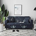 זול כיסויים-כיסוי ספה צבעים מרובים / NEUTRAL הדפס פוליאסטר כיסויים