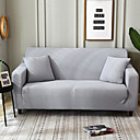 cheap Slipcovers-Sofa Cover Solid Colored Yarn Dyed Polyester Slipcovers