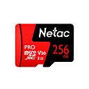 abordables Cartes Mémoire-Netac 256GB carte mémoire UHS-I U3 / V30 P500pro