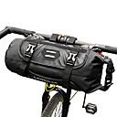 billige Bagagebærertasker-ROSWHEEL 3-7 L Taske til cykelstyret Justérbar Vandtæt Kompakt Cykeltaske TPU Cykeltaske Cykeltaske Cykling / Refleksbånd