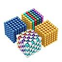 levne Magnetické kostky-Magnetický blok Magnetické tyčinky Magnetické dlaždice 500 pcs Strojové profesionální úroveň Stres a úzkost Relief Focus Toy Vše Hračky Dárek