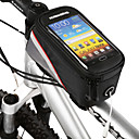 cheap Bike Frame Bags-ROSWHEEL Cell Phone Bag / Bike Frame Bag 4.2 inch Touch Screen Cycling for Samsung Galaxy S6 / LG G3 / Samsung Galaxy S4 Black / iPhone 8/7/6S/6 / iPhone 8 Plus / 7 Plus / 6S Plus / 6 Plus