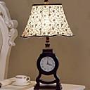 זול מנורות שולחן-פשוט דקורטיבי מנורת שולחן עבור חדר שינה שרף 220V