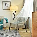 זול וילונות שקופים-עכשווי סינון קל פאנל אחד דק ושקוף סלון   Curtains