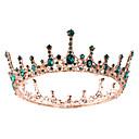 povoljno Party pokrivala za glavu-Legura tijare s Kristali / Rhinestones 1 komad Vjenčanje / Special Occasion Glava