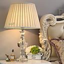 halpa Pöytävalaisimet-Yksinkertainen Koristeltu Pöytälamppu Käyttötarkoitus Makuuhuone Kristalli 220V