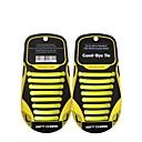 hesapli Ayakkabı Bağcıkları-1 Parça Silikon Ayakkabı Bağcıkları Unisex Bahar Günlük Yeşil / Mavi / Koyu Gri