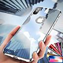 levne iPhone pouzdra-Carcasă Pro Apple iPhone XS / iPhone XS Max Galvanizované / Zrcadlo Celý kryt Jednobarevné Pevné PC pro iPhone XS / iPhone XR / iPhone XS Max