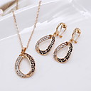 cheap Trendy Jewelry-Women's Basic Jewelry Sets - Solid Colored