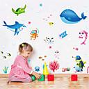 halpa Seinätarrat-Koriste-seinätarrat - 3D-seinätarrat 3D Työhuone / toimisto / Kids Room