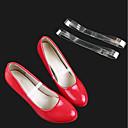 hesapli Ayakkabı Bağcıkları-1 Parça Silikon Ayakkabı Bağcıkları Kadın's Bahar Günlük Temiz