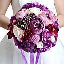 economico Bouquet sposa-Bouquet sposa Bouquet Ricevimento di matrimonio Schiuma 31-40 cm