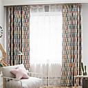 halpa Harsoverhot-Nykyaikainen Pimennys One Panel Verho Olohuone   Curtains
