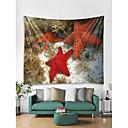 halpa Seinämaalaukset-Merieläin Wall Decor 100% polyesteri Nykyaikainen Wall Art, Seinävaatteet Koriste