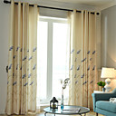 halpa Ikkunoiden verhot-Nykyaikainen Pimennys One Panel Verho Olohuone   Curtains