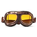 hesapli Motorsiklet ve ATV Parçaları-Unisex Motosiklet Koruyucu Gözlükler Sporlar Rüzgar Geçirmez / Koruyucu Maske / Retro ABS + PC
