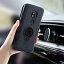 povoljno Maske za mobitele-Θήκη Za Motorola Moto X4 / MOTO G6 / Moto G6 Play Otporno na trešnju / sa stalkom / Prsten držač Korice Jednobojni Tvrdo TPU / PC