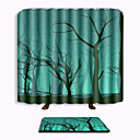 cheap Kitchen Faucets-Shower Curtains & Hooks Classic / Country Polyester / Acetate Creative / New Design