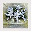 hesapli Natürmort Resimler-mintura® Büyük boy el boyalı çiçekler yağlıboya tuval üzerine modern soyut duvar sanat resim ev dekorasyon için yok çerçeveli