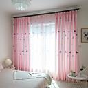 halpa Ikkunoiden verhot-Eurooppalainen yksityisyys One Panel Verho Olohuone   Curtains
