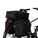 olcso Túratáskák csomagtartóra-SAHOO 15 L Túratáskák csomagtartóra Kerékpár Szabadtéri Tartós Kerékpáros táska Terylene Kerékpáros táska Kerékpáros táska Kerékpározás Szabadtéri gyakorlat Roller