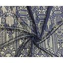 economico Taglio e cucito-Di pizzo Geometrica Fantasia/disegno 150 cm larghezza tessuto per Abbigliamento e moda venduto dal metro