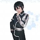 رخيصةأون ملابس ألعاب الفيديو-مستوحاة من Alicization الكوسبلاي أنيمي أزياء Cosplay ياباني الدعاوى تأثيري انيمشن كم طويل بلايز / بنطلونات / حزام الخصر من أجل للجنسين