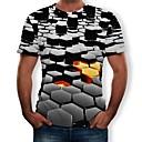 povoljno Movie & TV Theme Costumes-Cosplay Cosplay T-majica Terilen 3D Za Muškarci